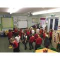 Class 2 Danceathon