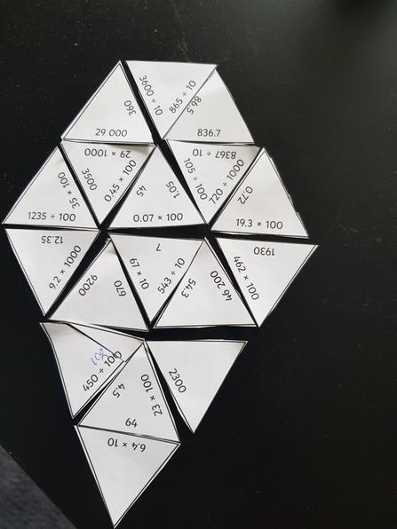 James' maths puzzle