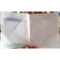 Letter from Sorcha