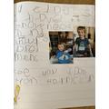 Letter from Harrison