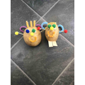 Supertatoes by Archie and Elsie