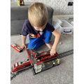 Train maths game by Harrison
