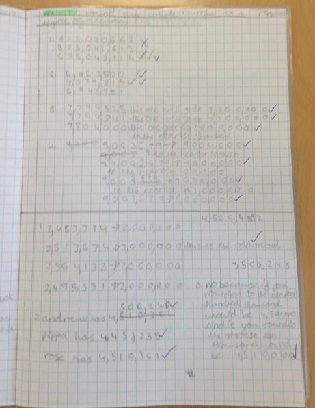 Class 13 - Luke's fantastic work on rounding