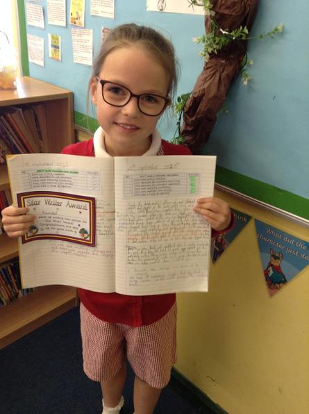 Our writer of the week on the 18th of September 2020