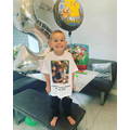 Henry turns 5!