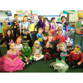 Look at our fantastic costumes in class 3!