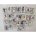 Fridge magnets by Radley