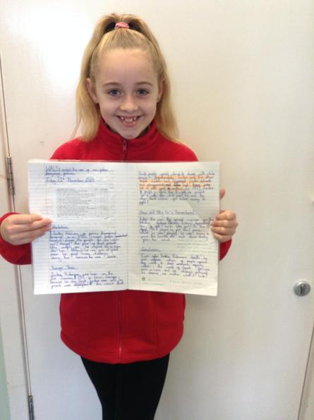 Your work is always so beautifully presented Sophie.