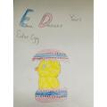 Evie's Easter Egg