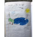 Ava's water cycle