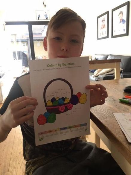 Great maths Liam!
