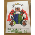 Amrit Year 5 picture