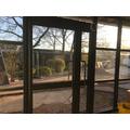 Front door - sunny day