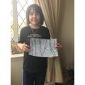 Niamh's art challenge!