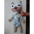 Farydah's teddy