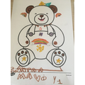 Simran's Super Bear Year 1
