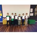 Kindness awards