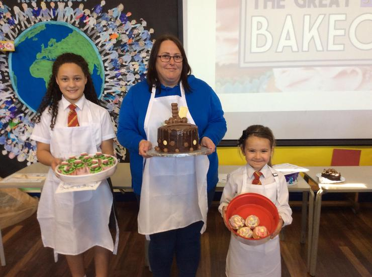 Star Bakers