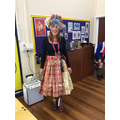 Mrs Schofield - trashion event organiser.