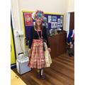 Mrs Schofield - trashion event organiser.