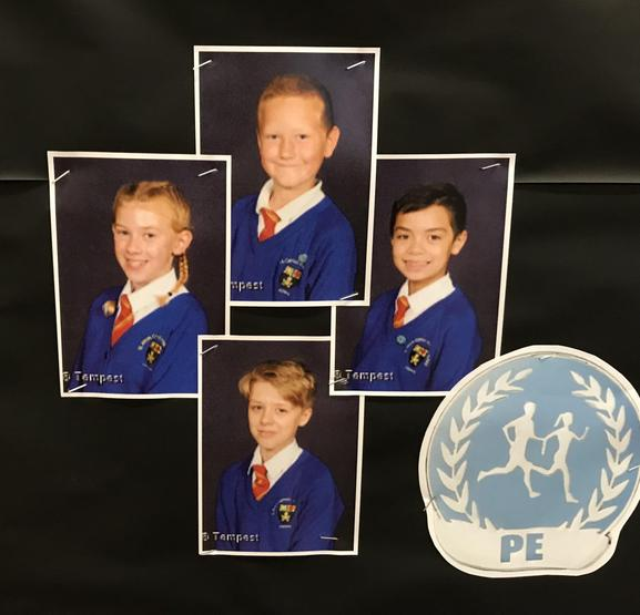 PE Ambassadors