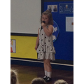 Neve Cowdall in Y1