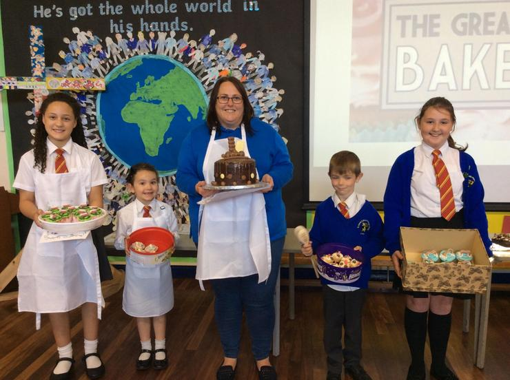 Star Bakers and Runner Ups