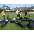 How many whole tyres?