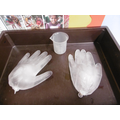 Ice hands - Which will melt the fastest?