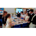 The School Council judged the competition
