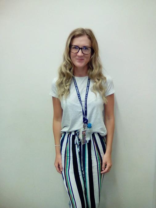 Class Teacher- Mrs Macneal