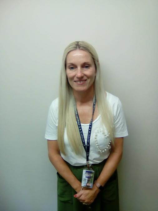 Teaching Assistant- Mrs Cooper