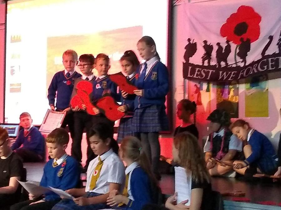 Remembrance signing