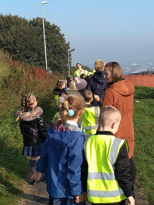 Our local geography walk