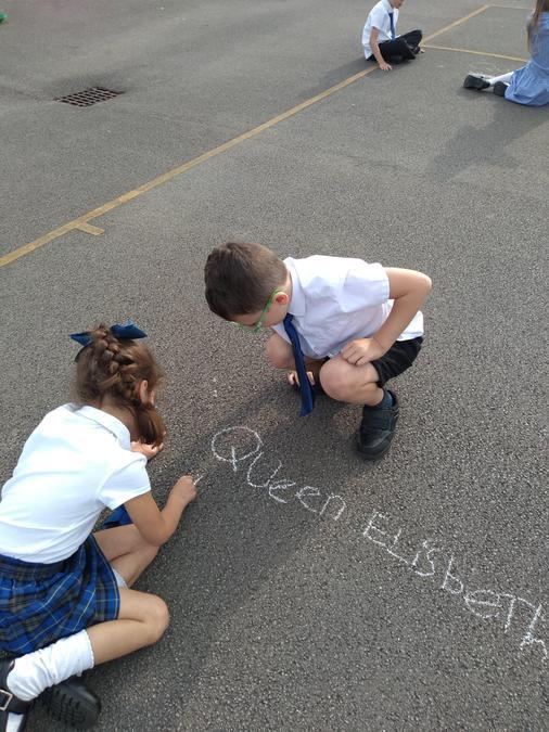 Adjectives to describe Queen Elizabeth