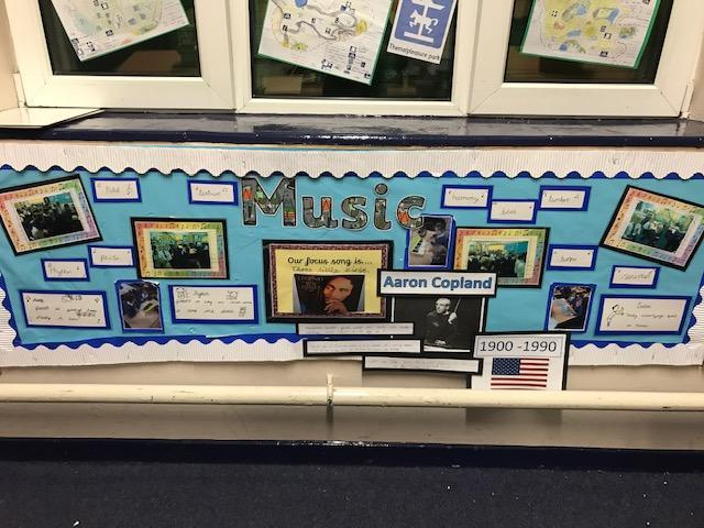 Music Display