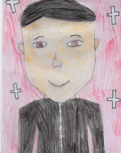 Father D Kavanagh - Parish Priest