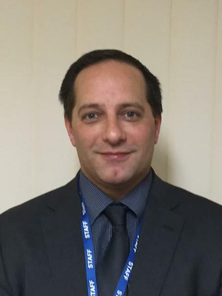 Jon Crozier: Academy Principal