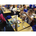 We used what we discovered to make a pulley car.
