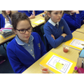 We used raspberries to represent the red blood cells.