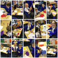 Sewing our puppets (DT)
