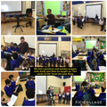 Musical workshop with Beyond the Barricade