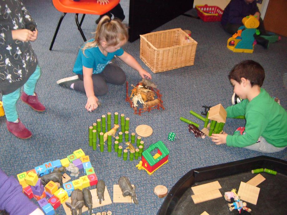 Making a zoo