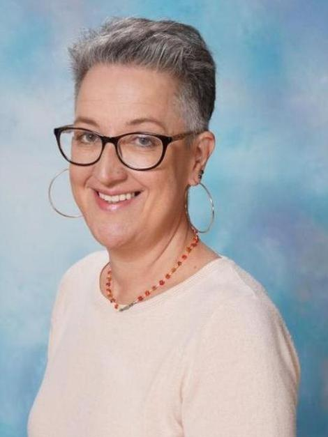 Mrs O'Hara- Teaching Assistant