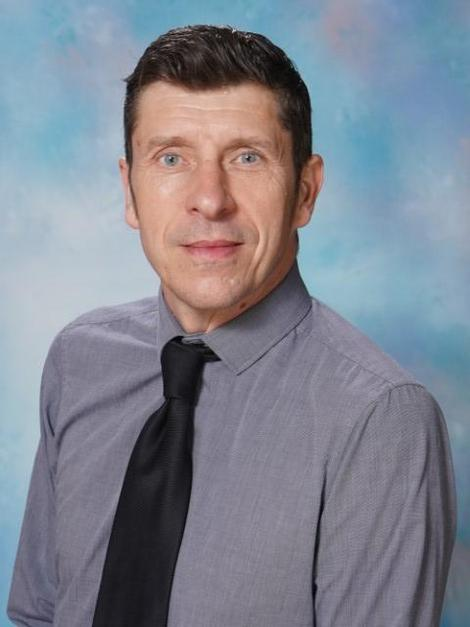 Mr Miller-Crook - 1:1 Teaching Assistant
