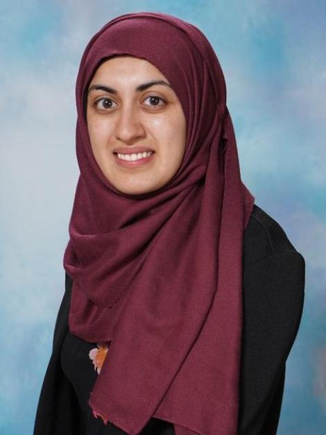 Miss Patel - Class 1B