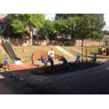 Outdoor play area EYFS