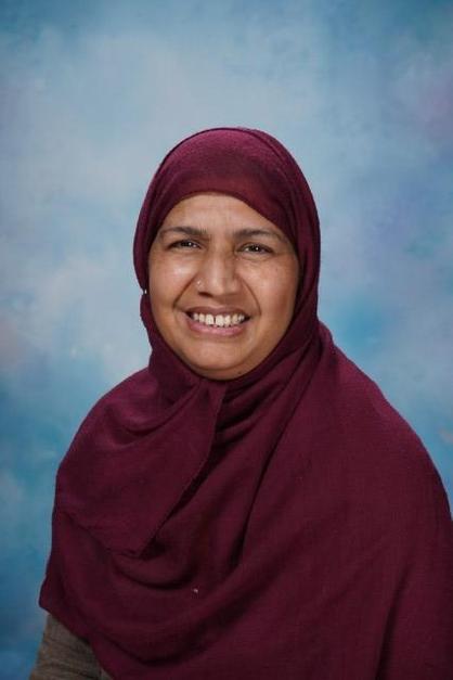 Mrs Shah
