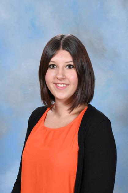 Miss Hume - Class Teacher