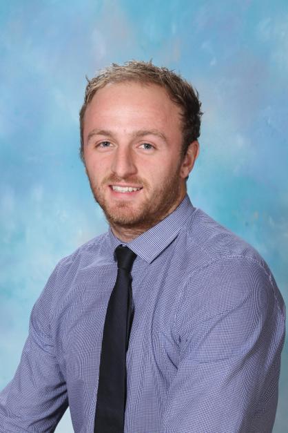 Mr Brown - Class Teacher